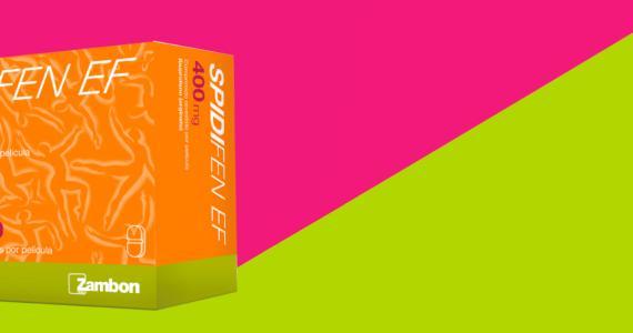SPIDIFEN 400 mg comprimidos